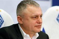 Суркис с уважением относится к Янг Бойз, ФК Динамо
