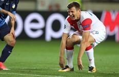 Славия — АПОЕЛ 0:0 Обзор матча