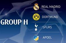 Лига чемпионов. Группа Н. Накануне