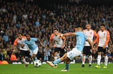 Манчестер Сити — Шахтер 2:0 Видео голов и обзор матча