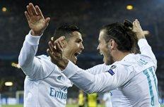 Роналду и Бэйл принесли Реалу победу, Getty Images