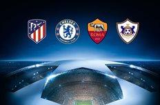 Лига чемпионов. Группа С. Накануне