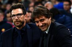 Эусебио Ди Франческо (слева), Getty Images