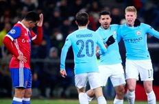 Манчестер Сити — Базель: онлайн-трансляция