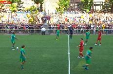 В матче за третье место Легенды Ливерпуля обыграли Легенд Лиги чемпионов
