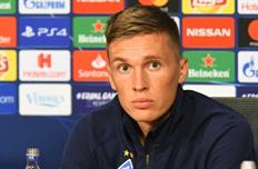Сергей Сидорчук, фото: ФК Динамо