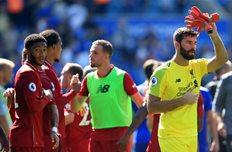 Ливерпуль назвал заявку на ЛЧ, Getty Images