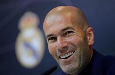 Зидан: Я всегда был верен своей футбольной философии
