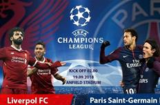 Ливерпуль — ПСЖ: прогноз букмекеров на матч Лиги чемпионов
