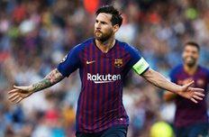 Лионель Месси, twitter.com/FCBarcelona