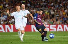 Барселона - ПСВ, Getty Images