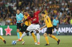 Янг Бойз — Манчестер Юнайтед, Getty Images