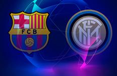 Барселона — Интер: онлайн трансляция матча начнется в 22:00