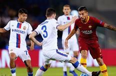 ЦСКА — Рома: прогноз букмекеров на матч Лиги чемпионов