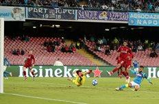 Ливерпуль — Наполи: онлайн трансляция матча
