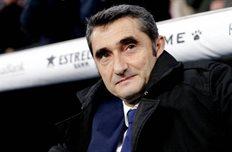 Эрнесто Вальверде — главный тренер Барселоны, Getty Images