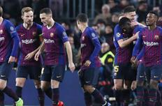 Лион — Барселона: прогноз букмекеров на матч Лиги чемпионов