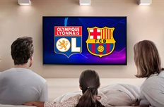 Лион — Барселона: онлайн-трансляция матча