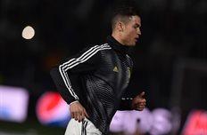Роналду вернулся к тренировкам и готовится к матчу с Аяксом