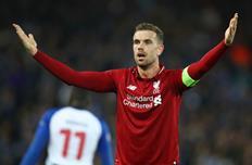 Джордан Хендерсон, фото: УЕФА