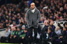 Манчестер Сити проиграл все пять матчей против английских команд в еврокубках