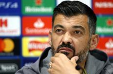 Тренер Порту: На Драгау мы сделаем все возможное, чтобы выйти в следующий раунд