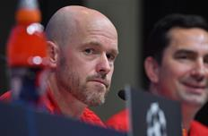Эрик тен Хаг, фото: УЕФА