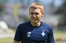 Виталий Буяльский, фото ФК Динамо Киев