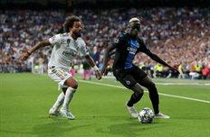 Реал впервые в истории пропустил два гола на домашнем поле в трех еврокубковых матчах подряд