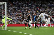 Реал впервые в истории не сумел выиграть два стартовых матча в групповом этапе Лиги чемпионов