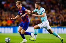 Барселона — Интер, twitter.com/FCBarcelona