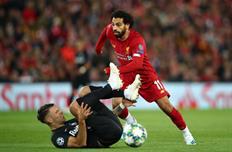 Мо Салах против Доминика Собослаи, Getty Images