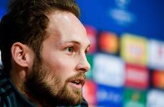 Дэйли Блинд, фото: UEFA.com