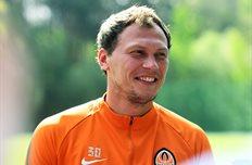 Андрей Пятов, ФК Шахтер