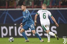 Локомотив - Ювентус, photo Juventus FC