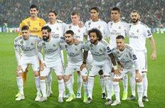 ФК Реал Мадрид, Getty Images