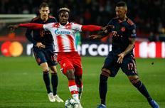 Црвена Звезда - Бавария, Getty Images