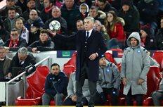 Анчелотти: Ничья против Ливерпуля — это позитивный результат