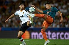 Аякс - Валенсия, Getty Images