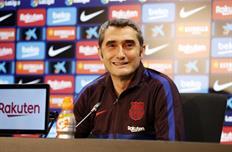 Эрнесто Вальверде, фото ФК Барселона