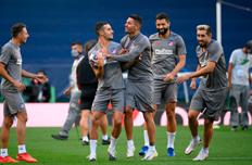 Атлетико готовится к матчу с Лейпцигом, Getty Images