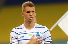 Владислав Супряга, ФК Динамо Киев
