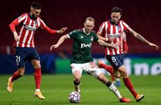 Атлетико — Локомотив, Getty Images