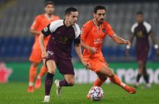 Истанбул ушел с поля в матче с ПСЖ из-за расизма со стороны арбитра