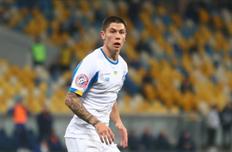 Гол Попова в ворота Ференцвароша после подачи со штрафного