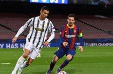 Роналду: Я никогда не считал Месси своим соперником