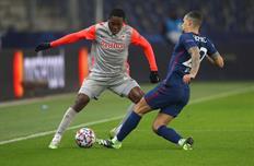 Атлетико в сложном матче одолел Зальцбург