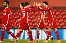Игроки Ливерпуля, Getty Images