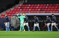 Манчестер Сити - Боруссия М, Getty Images