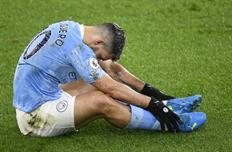 Агуэро — после игры против Боруссии М: Они не дают мне мяч!